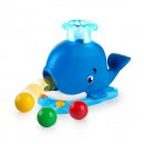 Bright Starts Wieloryb Silly Spout Whale Popper