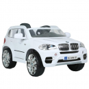 BMW X5, 12V, RC, white