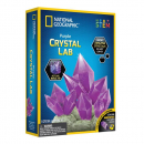 National Geographic Purple Crystal Growing Lab