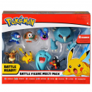 Pokemon Battle Figurki Multipack (8-Pack)