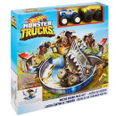 Hot Wheels Monster Trucks Arena Rekina Zestaw