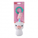 Bright Starts Chime Along Friends On-the-Go Toy - Unicorn