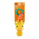 Bright Starts Chime Along Friends On-the-Go Toy - Giraffe