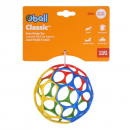 OBALL CLASSIC EASY-GRASP TOY - RED/BLUE/GREEN/YELL