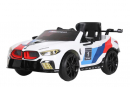BMW M8 GTE RACING, 12V, RC, white