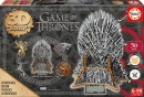 3D Monument Puzzle Game of Thrones
