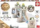3D Monument Puzzle Tower Bridge