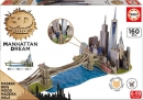 3D Monument Puzzle Manhattan dream