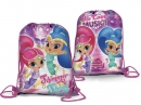 Shimmer and Shine drawstring bag