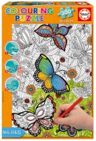 300 All Good Things are Wild and Free ´Colouring Puzzle´