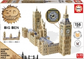 3D Monument Puzzle Parliament & Big Ben