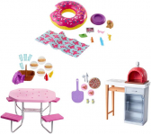Barbie-Outdoor Furniture-Set of 3