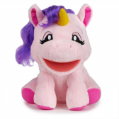 Alive Jr Play and Say Puppet - Unicorn