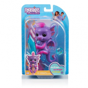 Fingerlings smok Kaylin