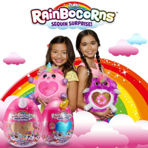 Rainbocorns pakiet + display