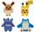 Pokemon Quest Vinyl figurki Sezon 1 Ast.