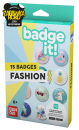 Badge It! Fashion - zestaw przypinek