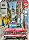 1000 Vintage car in old havana